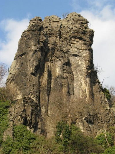 Colonnes de Basalte en Hongrie