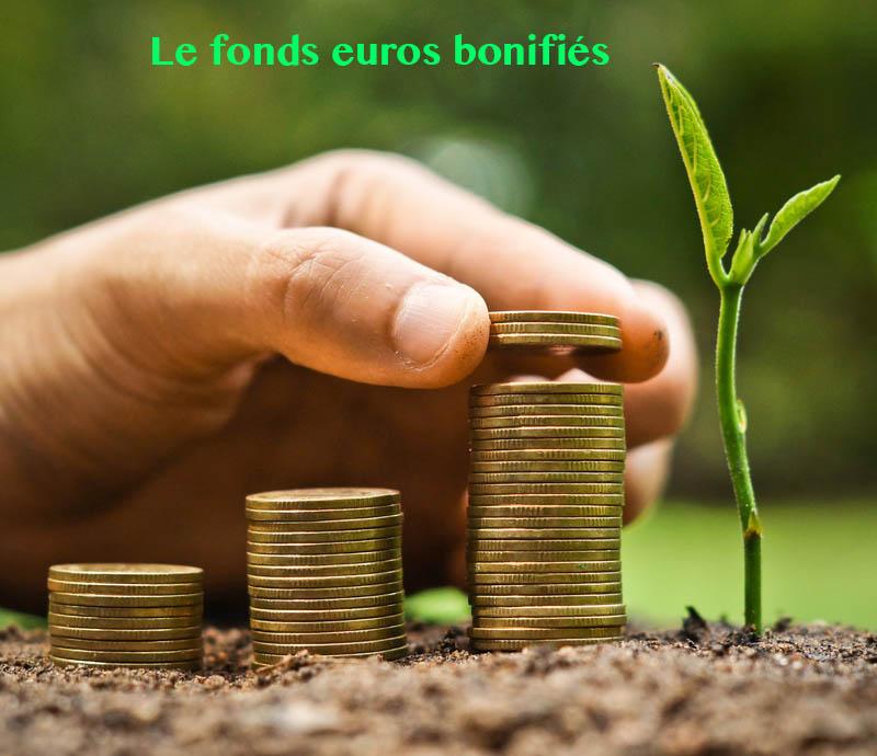 Le fonds euros bonifié