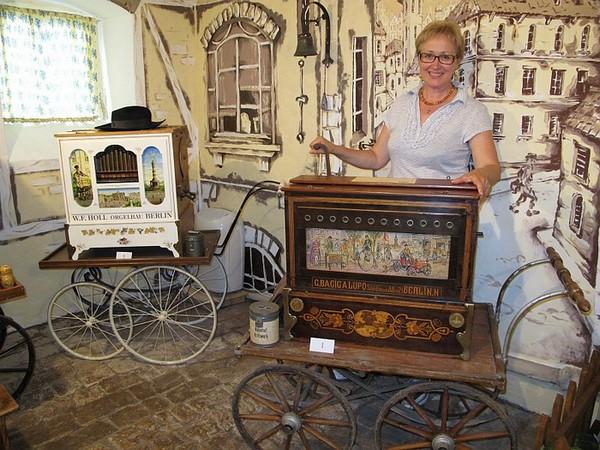 Musée de l'orgue Limonaire