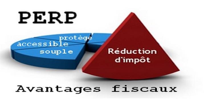 perp avantages fiscaux