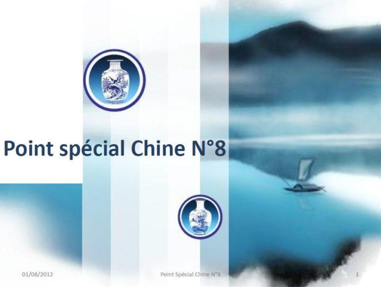 En direct de la Chine : les nouvelles récentes pour vos placements