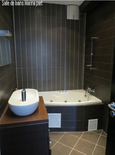 Salle de bains Marina part Budapest