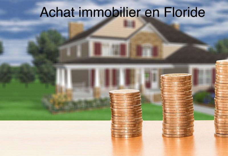 achat immobilier en floride