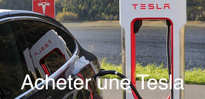 Acheter une Tesla : faut-il investir dans la voiture électrique ?
