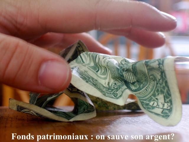 Fonds patrimoniaux : Amundi patrimoine, je t'aimais, je ne t'aime plus