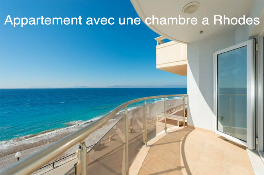 exemple appartement rhodes airbnb