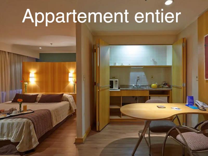 appartement au Brésil