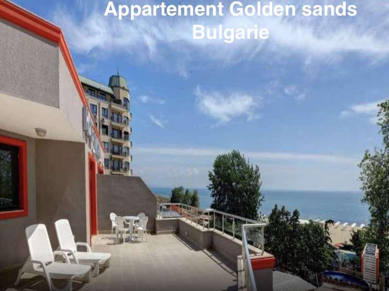appartement golden sands