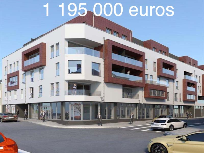 luxembourg appartement 11950000 euros