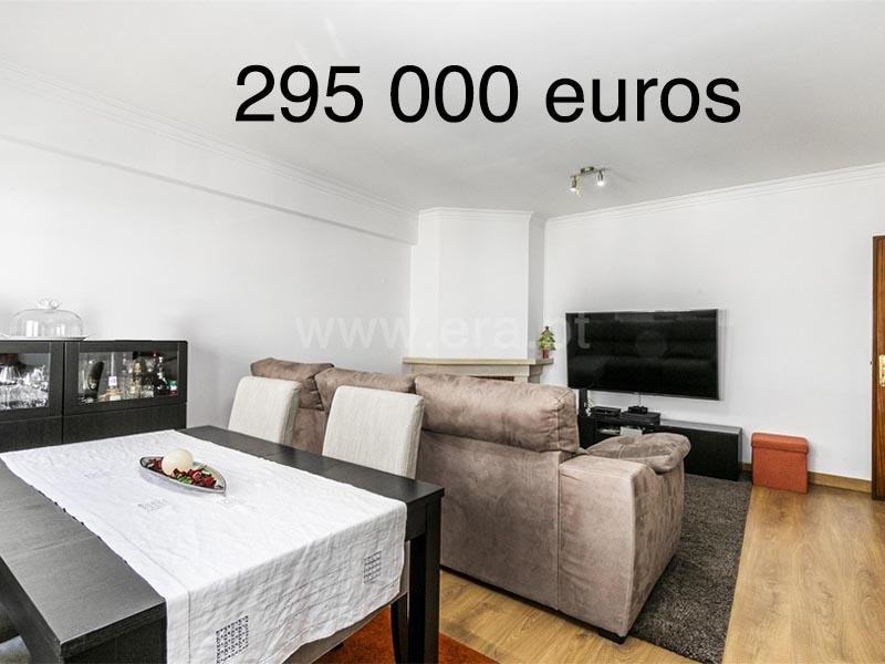 portugal appartement 295000 euros