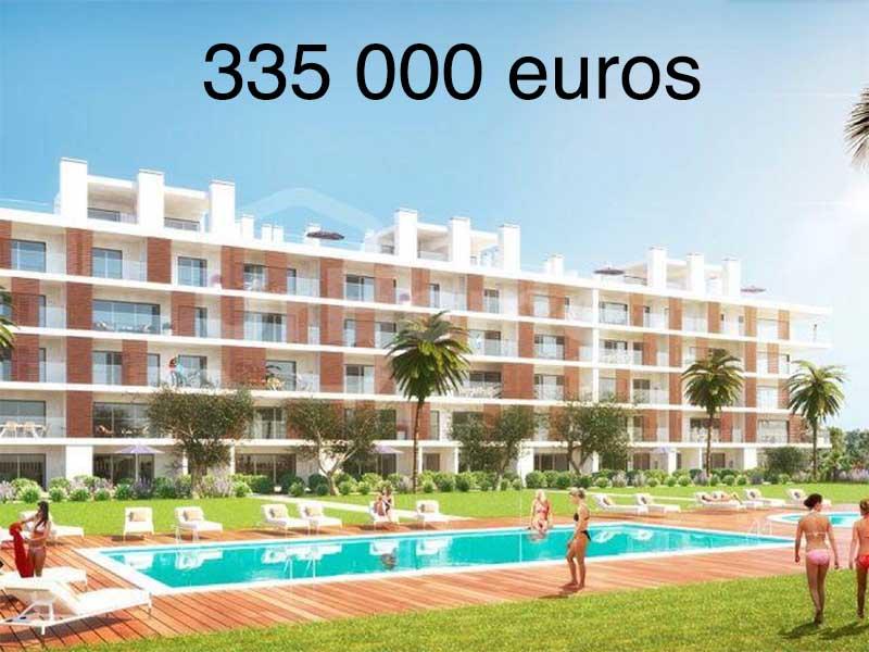 portugal appartement 335000 euros