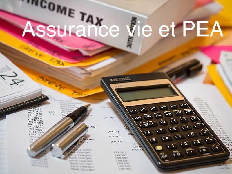 assurance vie pea