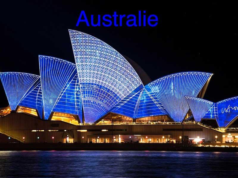 investir australie