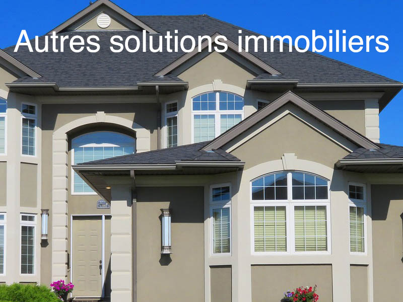autres solutions immobiliers