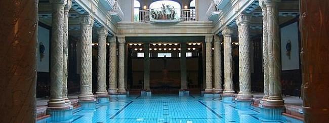 Bains Széchenyi immobilier budapest