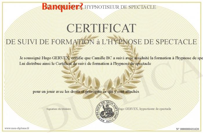 banquier hypnose