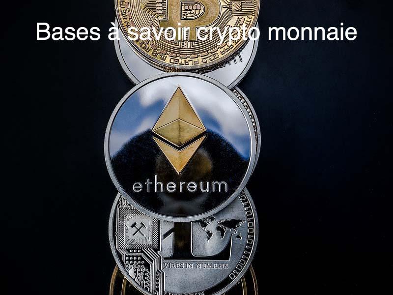 base crypto monnaie