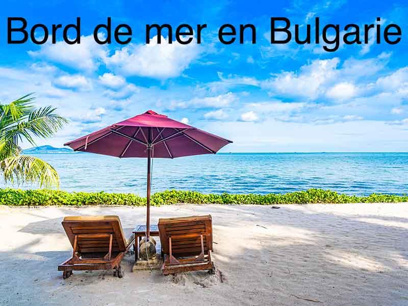 bord de mer bulgarie