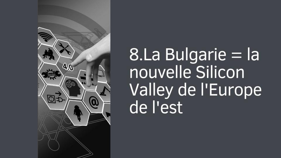 La Bulgarie : la nouvelle Silicon Valley de l'Europe de l'est