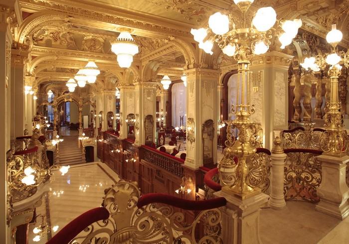 Café New York budapest interieur