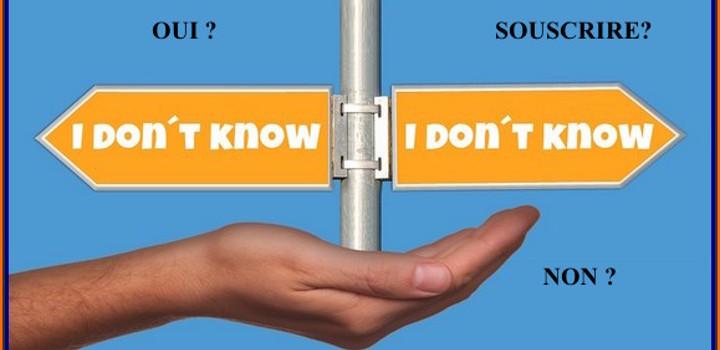 Contrat assurance décès : pour qui? Pourquoi?