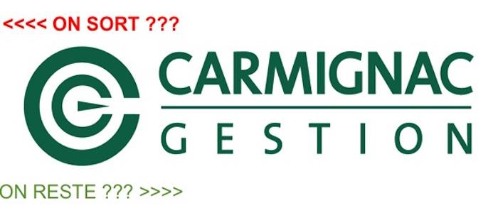Carmignac conserver ou vendre leurs fonds?