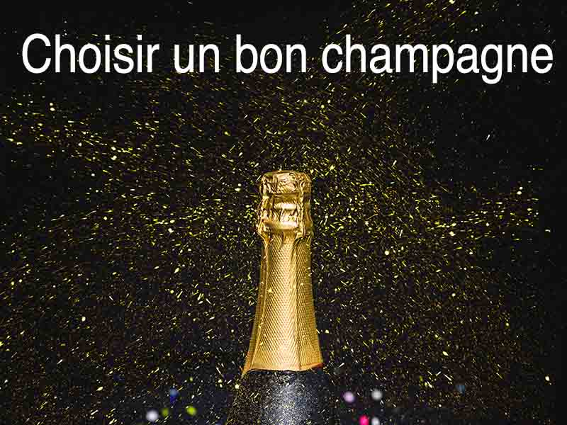 comment choisir champagne