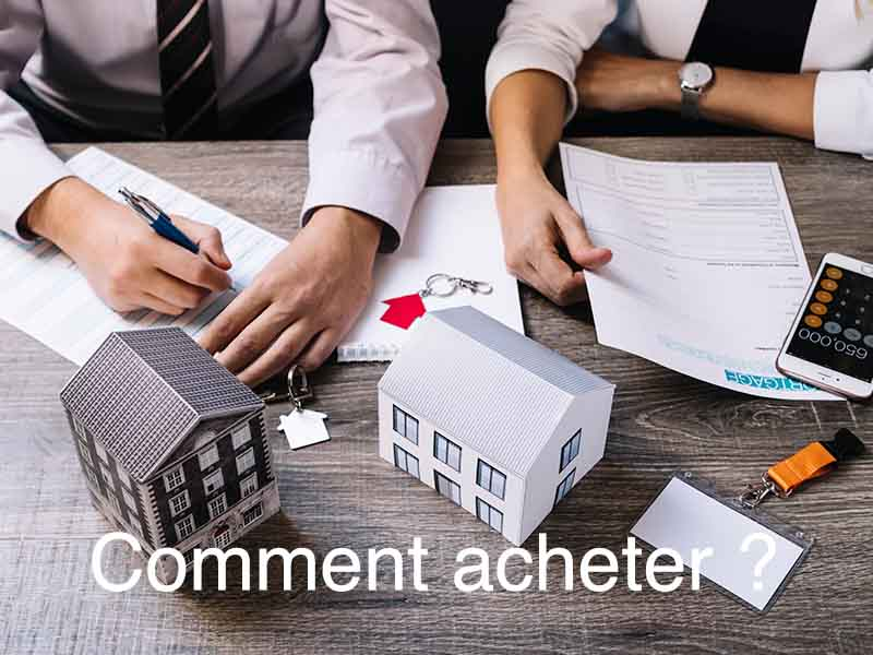 comment acheter immobilier luxe