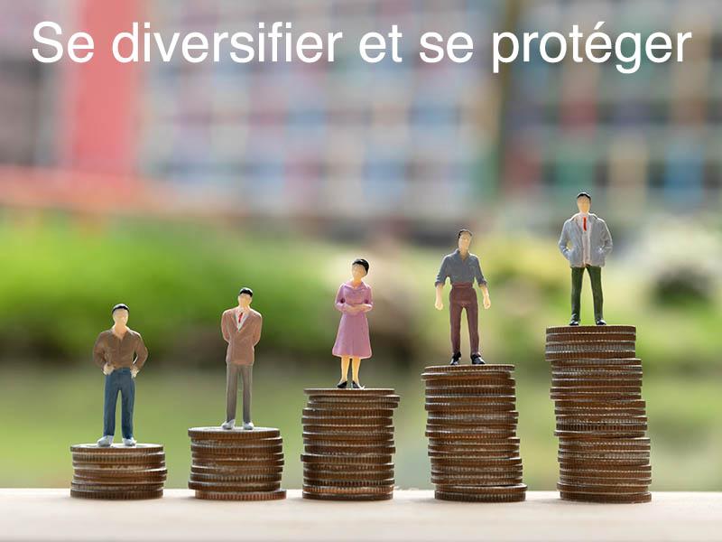 comment diversifier et protéger son patrimoine