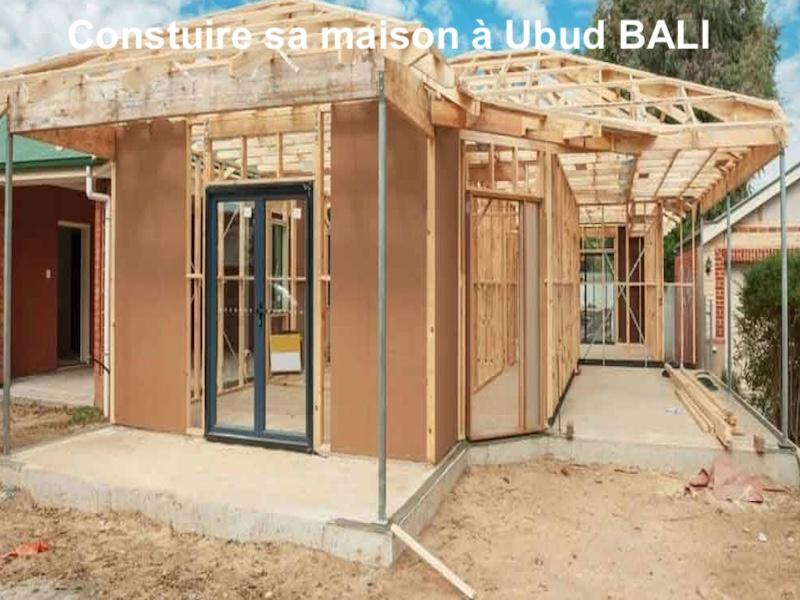 construire maison ubud