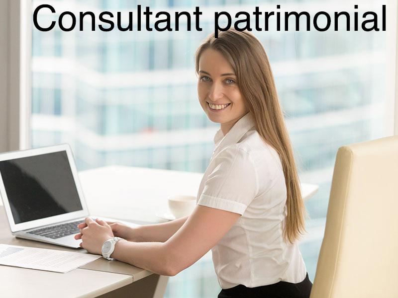 consultant patrimonial