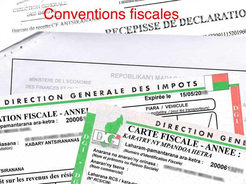 conventions fiscales à Madagascar