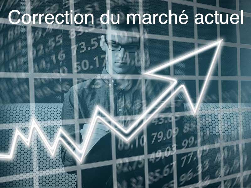 correction marché financier