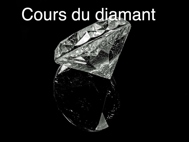 cours diamant