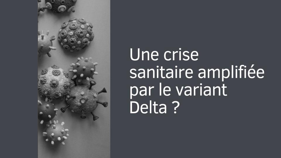 Crise sanitaire delta