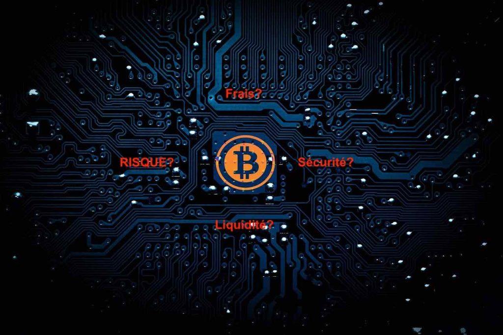 crypto monnaie risque