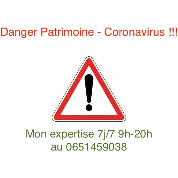 protection patrimoine coronavirus