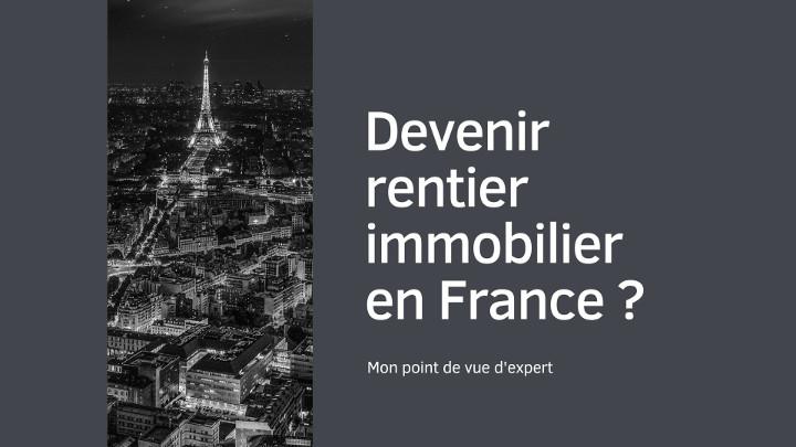 Devenir investisseur locatif en France, la solution ?