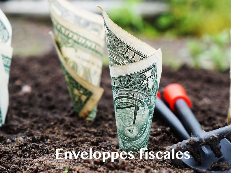 enveloppes fiscales