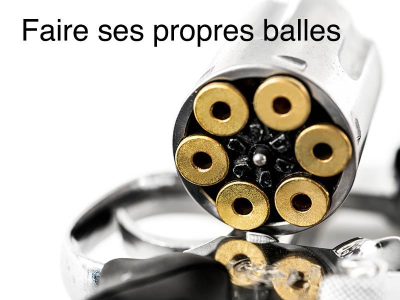 comment fabriquer balles