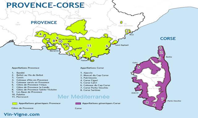 Comparatif FIP Corse : aussi bon que la gastronomie Corse?