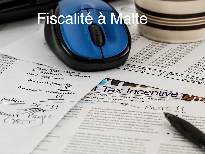 fiscalité à Malte