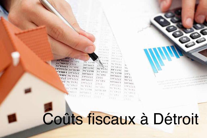 Fiscalité Détroit
