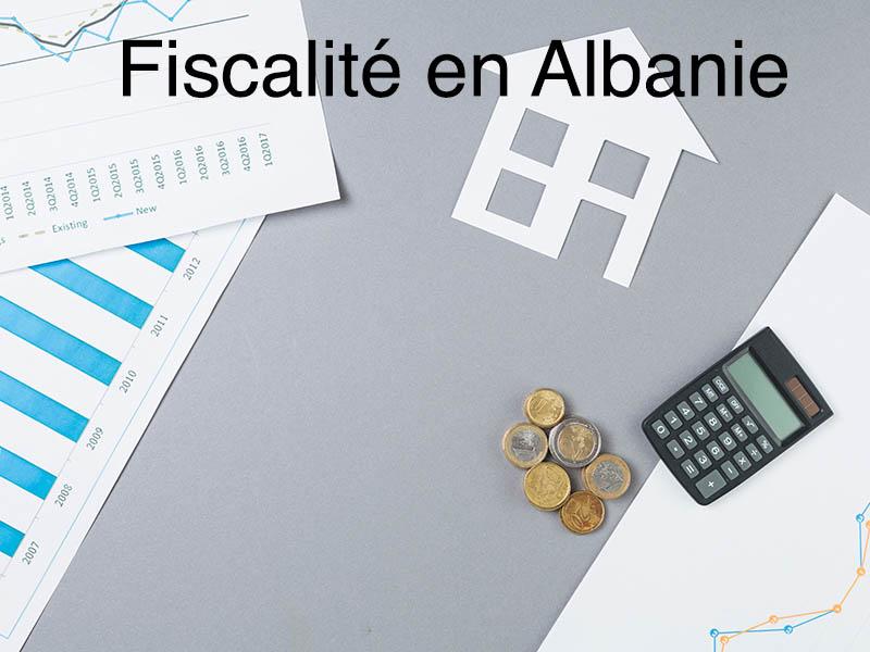 fiscalité albanie