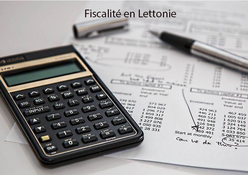 fiscalité lettonie