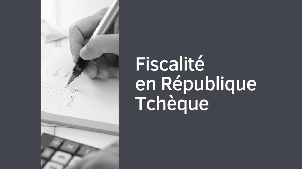 Fiscalité en République tchèque
