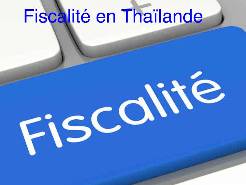 fiscalité thailande