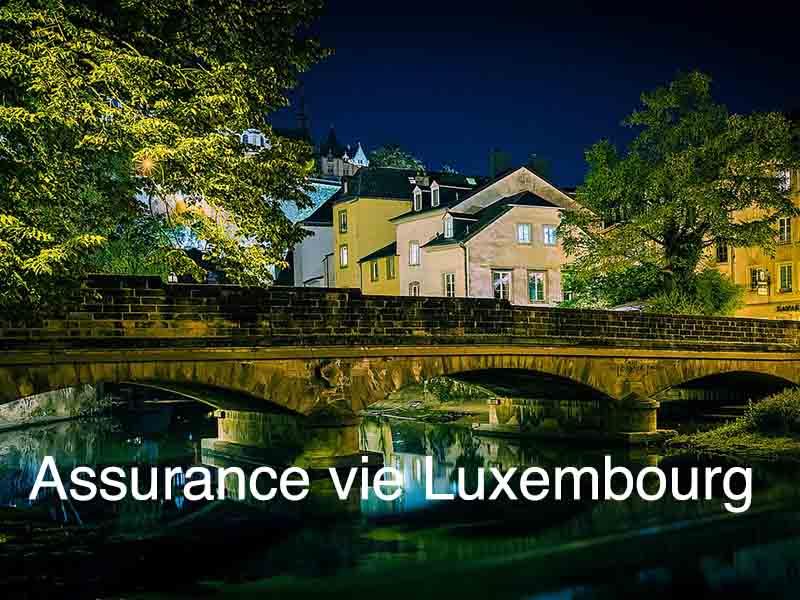 fonctionnement assurance vie au luxembourg