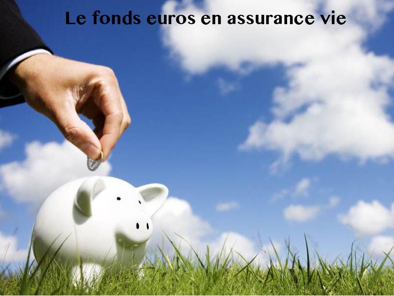 fonds euros assurance vie