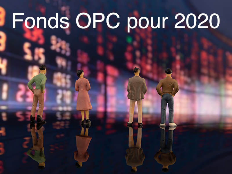 meilleurs fonds opc 2020